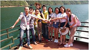 宜昌三峡游