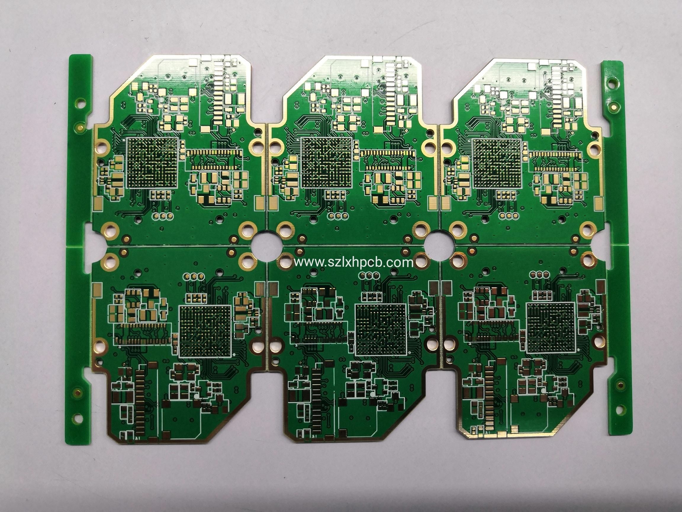 ⑧层高精密PCB电路板